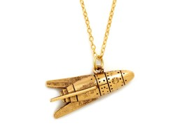 Rocket necklace - thumbnail_1