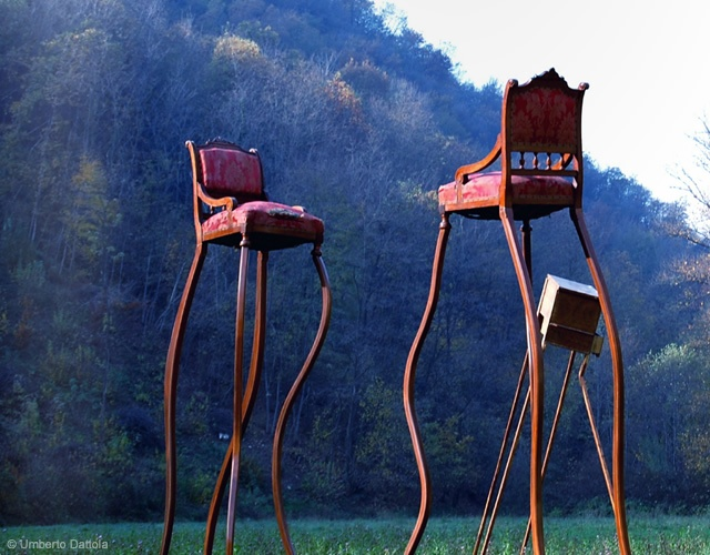 EVNI giant furniture collection | Image courtesy of Umberto Dattola