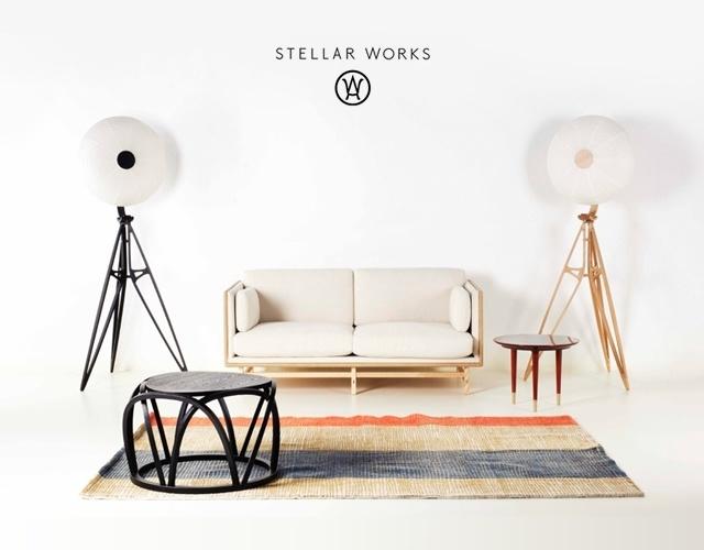 I mobili di Stellar Works | Image courtesy of Stellar Works