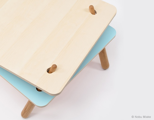 Torque table | Image courtesy of Nobu Miake