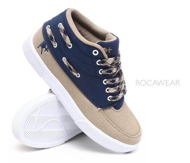 Roc the boat sneakers | Image courtesy of Rocawear