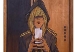 Painting by Cesar Moreno - thumbnail_2