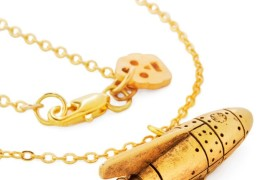 Rocket necklace - thumbnail_2