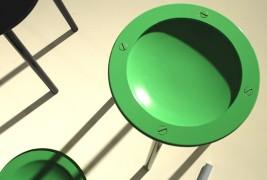 UFO stool by Annamaria Litterio - thumbnail_3