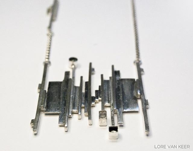 Lore Van Keer Jewellery | Image courtesy of Lore Van Keer