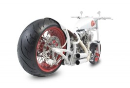 TT Custom Choppers by Tarhan Telli - thumbnail_1