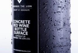 Concrete Bottle surface - thumbnail_2