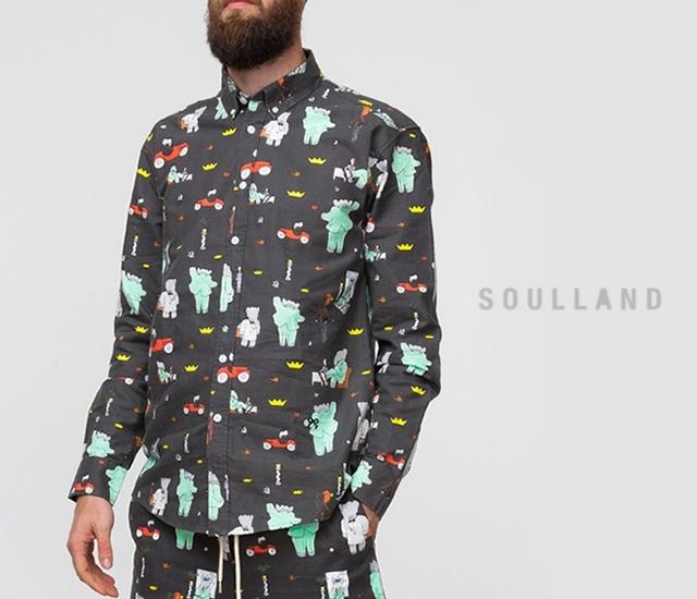 Babar shirt | Image courtesy of Soulland