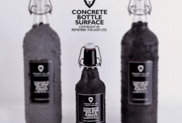 Concrete Bottle surface - thumbnail_9