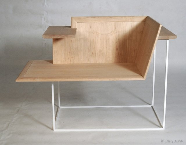 Self-Portrait chair | Image courtesy of Emily Aune