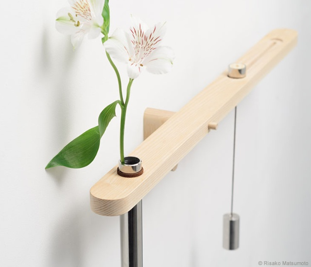 Water Balance vase | Image courtesy of Risako Matsumoto
