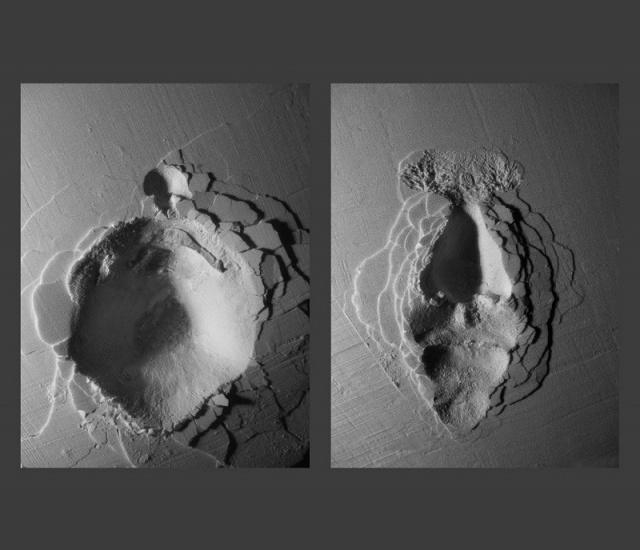 Face Surface | Image courtesy of Weronika Krzemieniecka