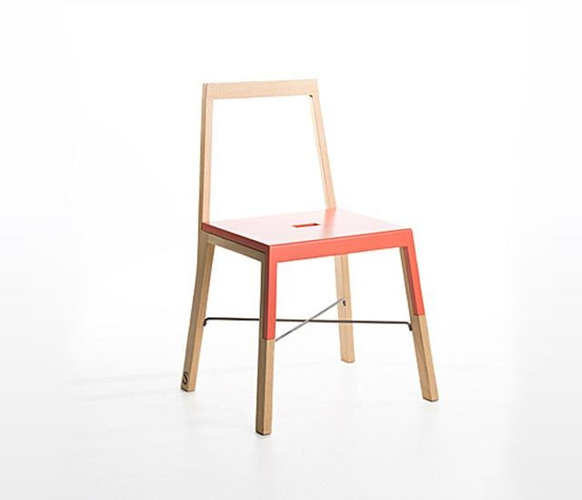 Chairway chair | Image courtesy of Marjolein van Heeswijk, Sjors van der Leest