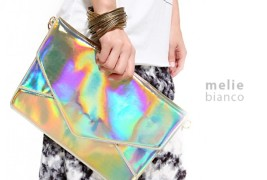 Janelle clutch by Melie Bianco - thumbnail_1