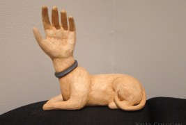 The Human Animal sculpture - thumbnail_3