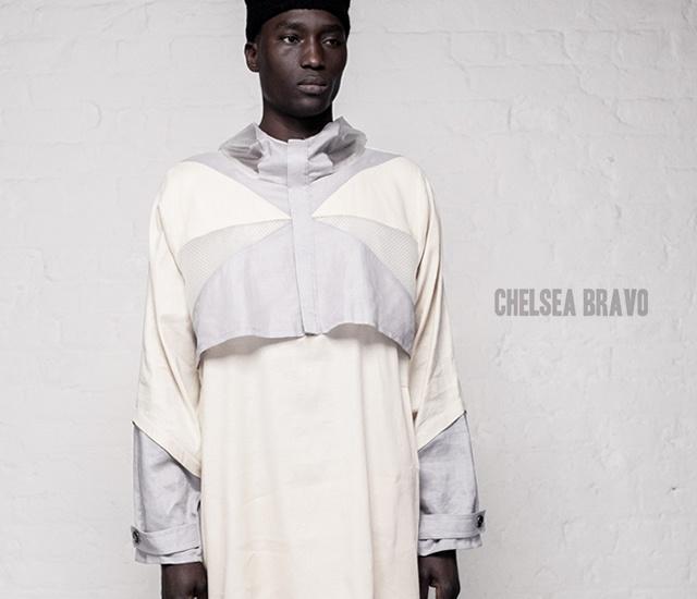 Chelsea Bravo spring/summer 2013