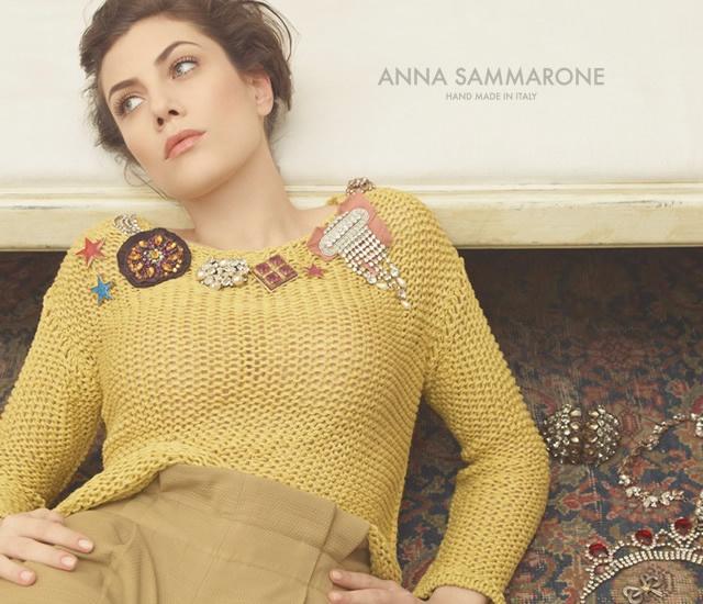 Anna Sammarone spring/summer 2013