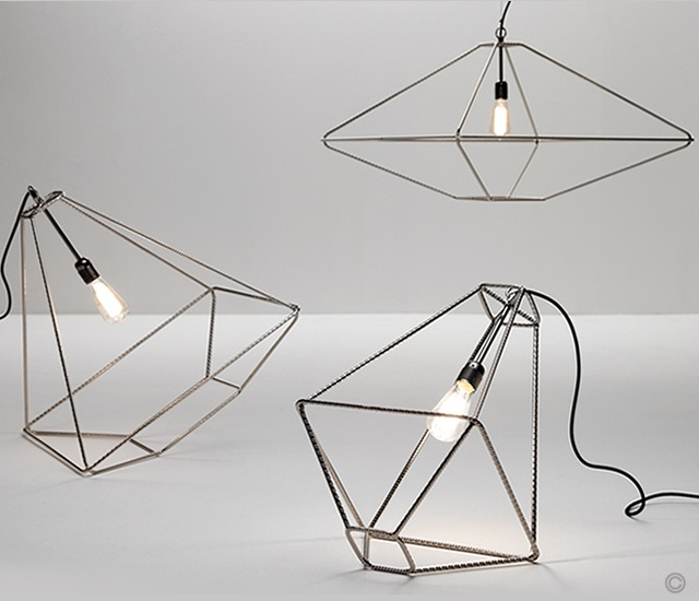 Con.Tradition lamps | Image courtesy of Opinion Ciatti