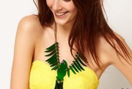 Tatty Devine parrot necklace - thumbnail_1