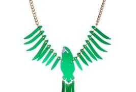 Tatty Devine parrot necklace - thumbnail_2