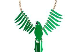 Tatty Devine parrot necklace - thumbnail_3