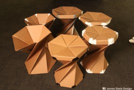 Ori cardboard furniture - thumbnail_4