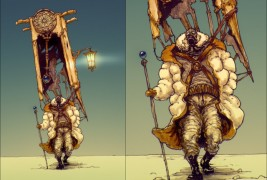 Illustrations by Lucian Stanculescu - thumbnail_1