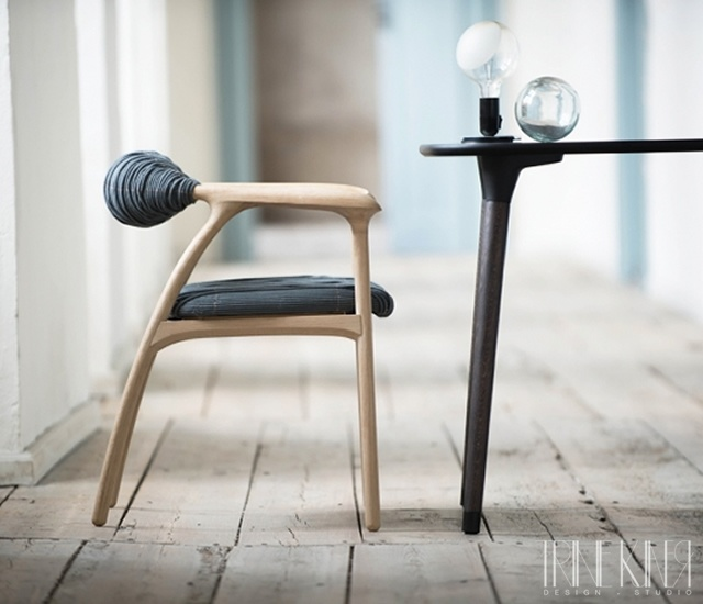Haptic chair | Image courtesy of Trine Kjaer, Morten Kjaer