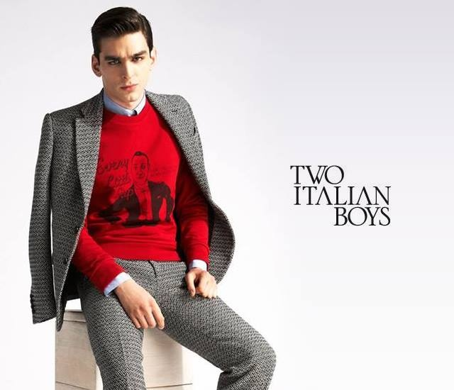Two Italian Boys fall/winter 2013