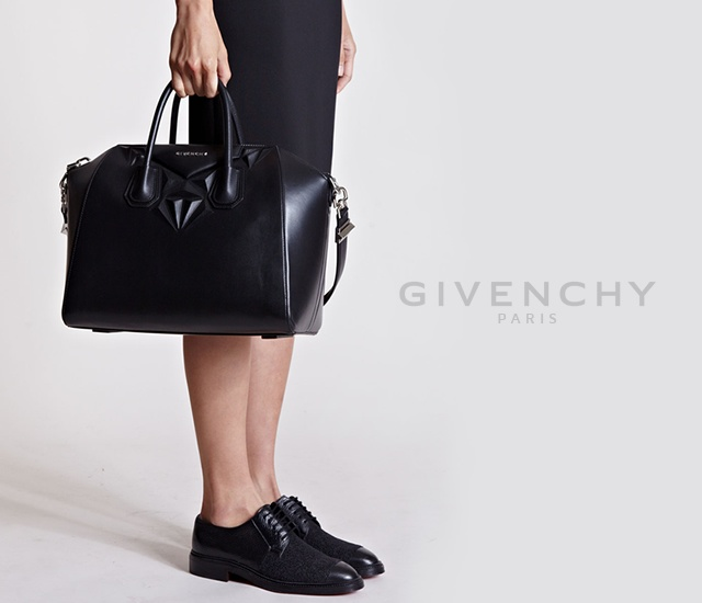 Givenchy Panel Antigona bag | Image courtesy of Givency, ln-cc