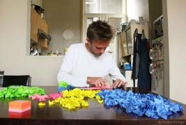Origami Marilyn - thumbnail_2