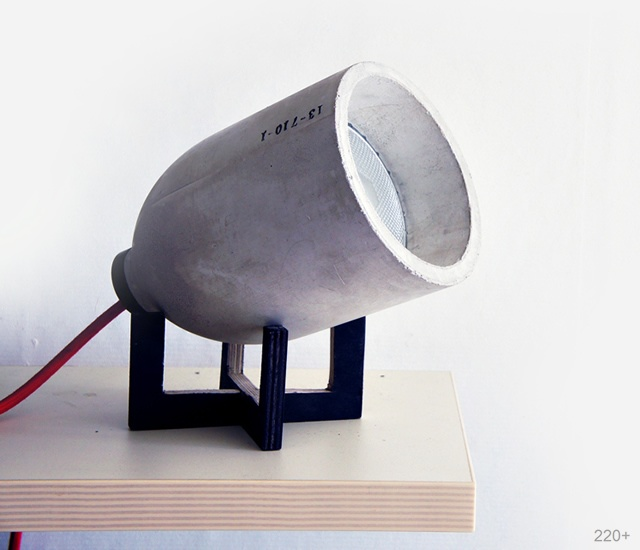 Light Zero lamp | Image courtesy of 220plus