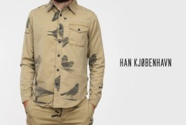 Bird shirt by Han Kjobenhavn - thumbnail_1