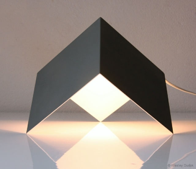 Light object lamp | Image courtesy of Wesley Dudok