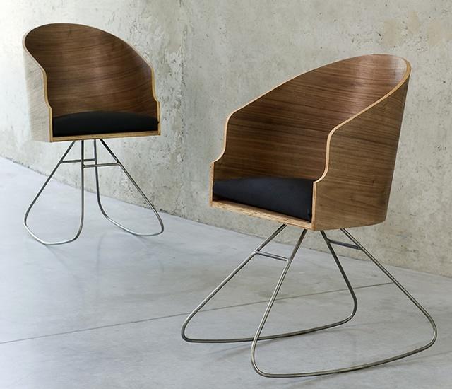 Dimdim rocking chairs | Image courtesy of Lisse Van Cauwenberge, Isabel Rottiers