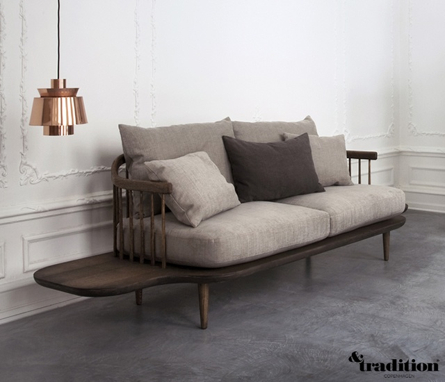 Fly sofa Sc3 | Image courtesy of andTRADITION, SPACE Copenhagen