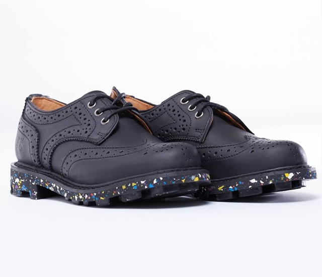 John Fluevog Michael brogues | Image courtesy of John Fluevog