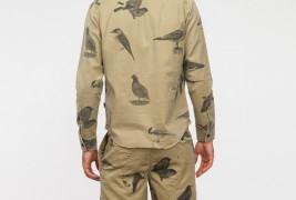 Bird shirt by Han Kjobenhavn - thumbnail_2