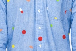 Mark McNairy Pill BD shirt - thumbnail_3