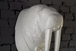 Masquerade gentleman head trophy - thumbnail_12