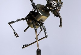Mechanical insect sculptures - thumbnail_16