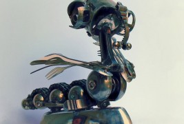 Mechanical insect sculptures - thumbnail_17