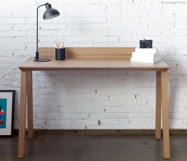 Ernest desk | Image courtesy of Borja Garcia