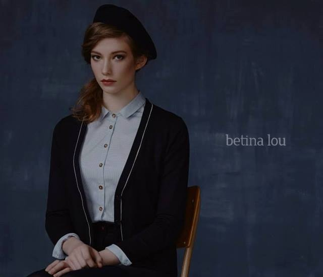 Betina Lou fall/winter 2013 | Image courtesy of Betina Lou