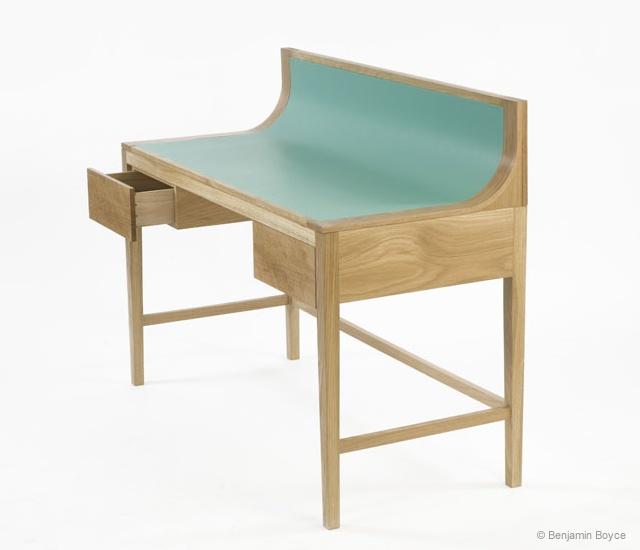 Desk by Benjamin Boyce | Image courtesy of Benjamin Boyce