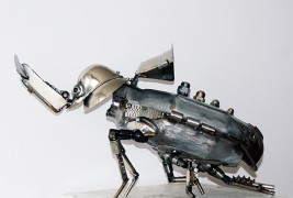 Mechanical insect sculptures - thumbnail_2