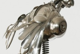 Mechanical insect sculptures - thumbnail_3