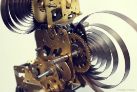 Mechanical insect sculptures - thumbnail_4