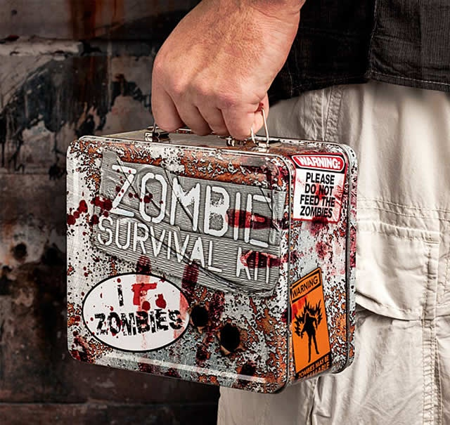 100 Zombie Apocalypse survival essentials - Photo 55