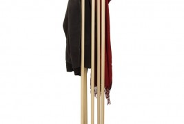 STEM wooden coat stand - thumbnail_5